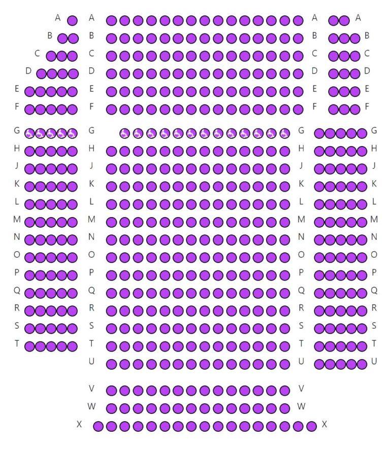 Barrow Seating Chart