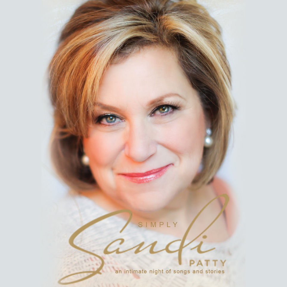 Sandi Patty in concet at the Barrow-Civic Theatre in Franklin, PA