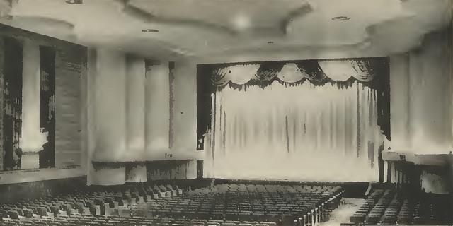 Kayton Theatre, Franklin, PA.