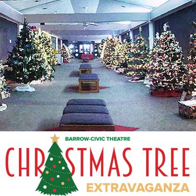 Christmas Tree Extravaganza